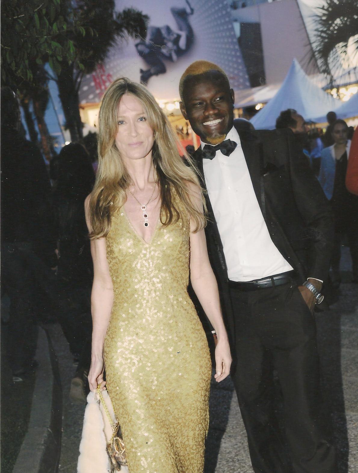 Cannes Film Festival 2013 - Angela Dixon - Actor